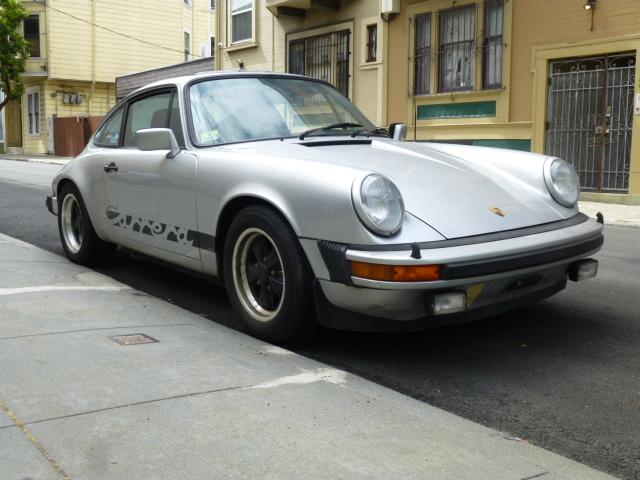 1977 Porsche Carrera 3.0