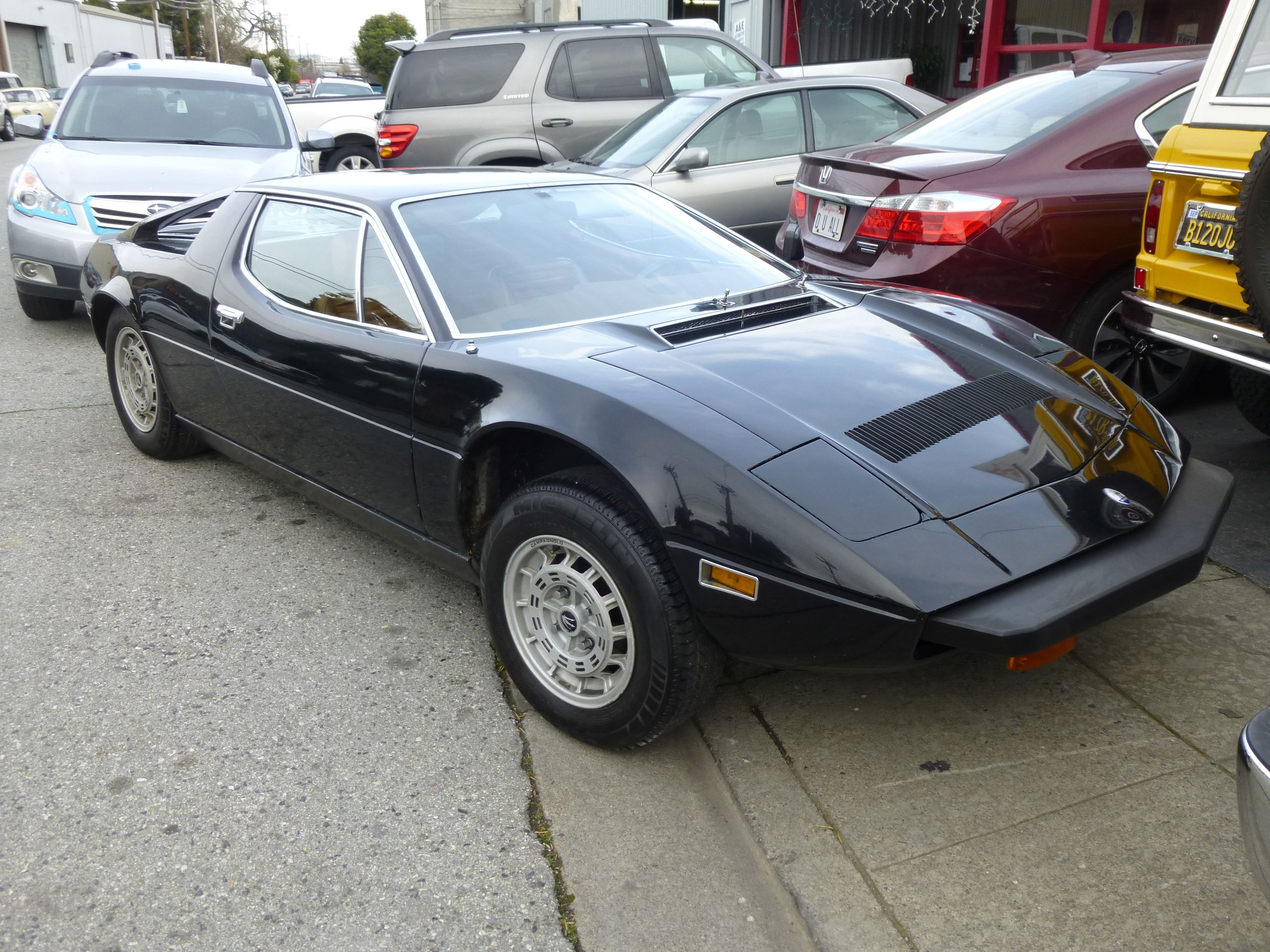 1981 Maserati Merak SS
